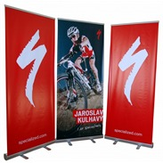 Roll-up Banner 100 x 200cm
